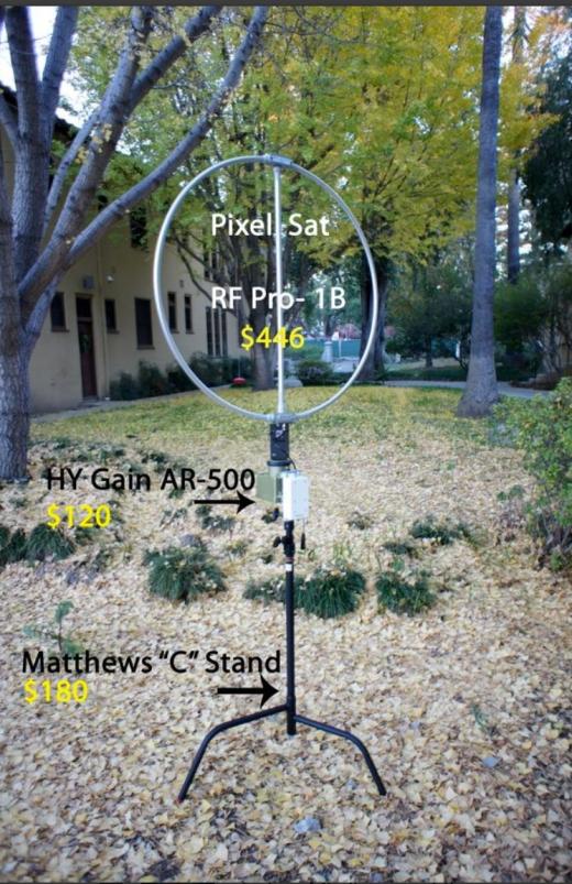 Antenna Pix Mag Loop