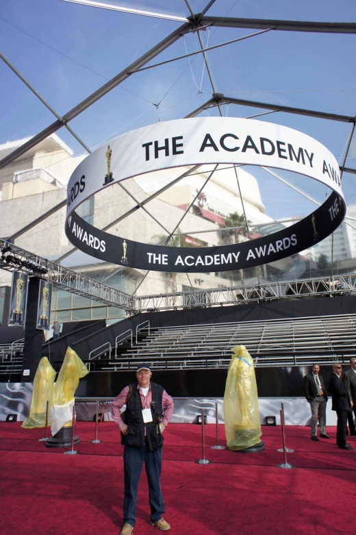wa4d Oscars Set up 2013