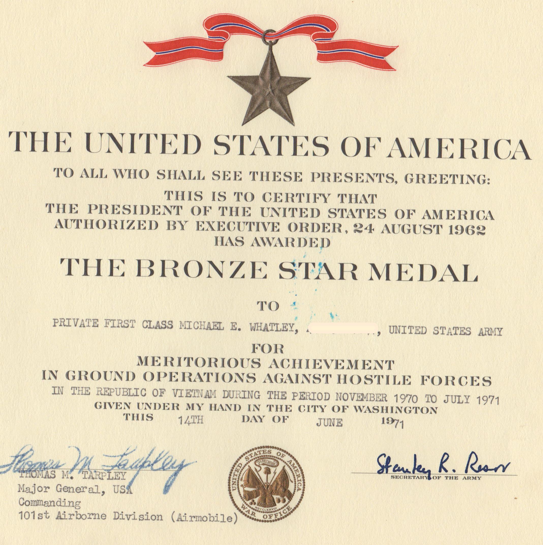 Bronze Star 2