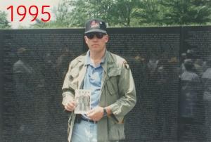 Vietname Wall 1995