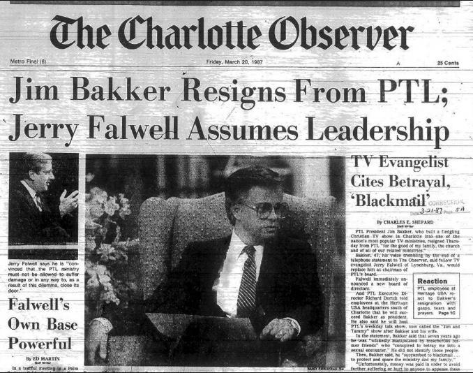 Bakker Charlotte News