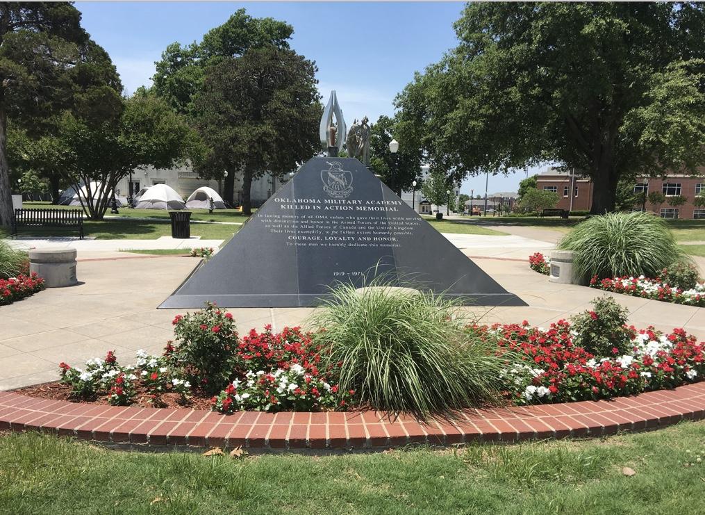 OMA Cadets Memorial