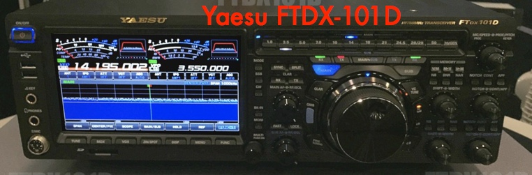 Yaesu ft101D photo